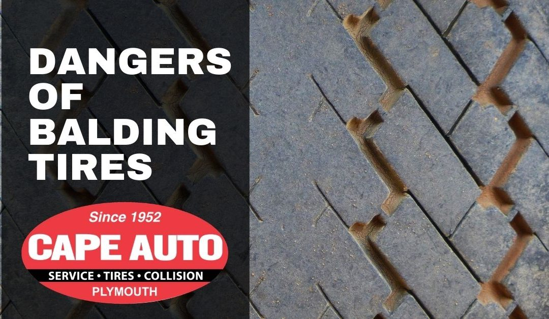 Dangers of Balding Tires (& Deals on New Ones!)